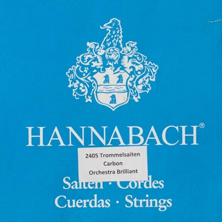 "Hannabach Snare Strings 2405 ""Carbon Orchestra Brilliant"" for Dresdner Trommel"
