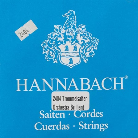 "Hannabach Snare Strings 2404 ""Orchestra Brilliant"" for Dresdner Trommel"
